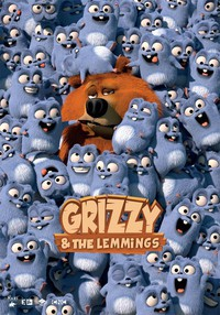 grizzy_and_the_lemmings movie cover