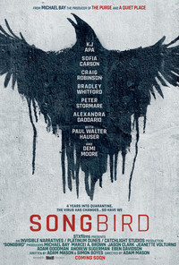 songbird movie cover