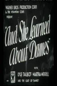 and_she_learned_about_dames movie cover