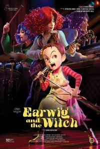 aya_earwig_and_the_witch movie cover