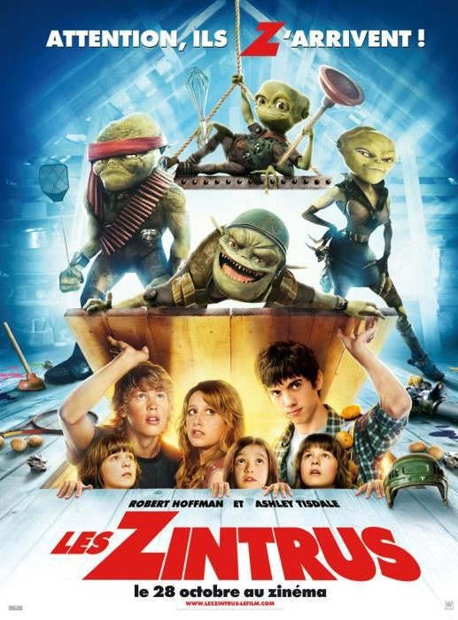 Download Aliens In The Attic Movie For Ipod Iphone Ipad In