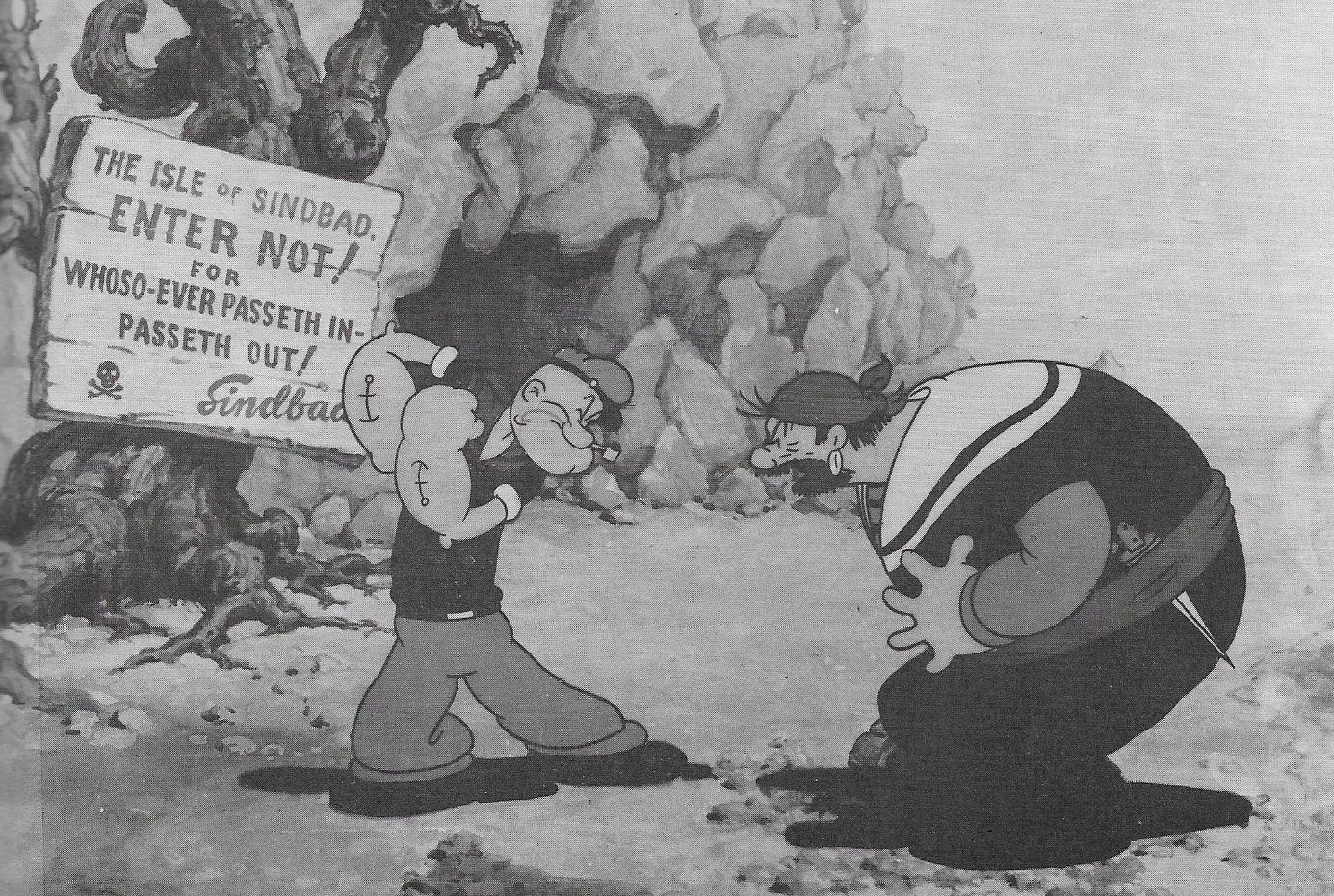 Popeye Meets Sinbad The Sailor Lil Sweet Pea Movie free download HD 720p