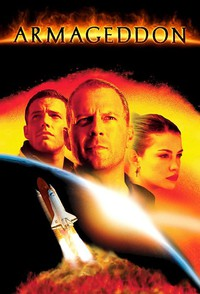 armageddon movie cover