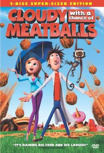 Cloudy With A Chance Of Meatballs Machine