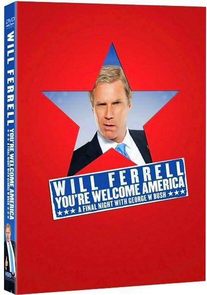 will ferrell movies. Will Ferrell: You#39;re Welcome