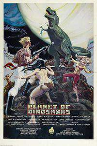 Planet of Dinosaurs