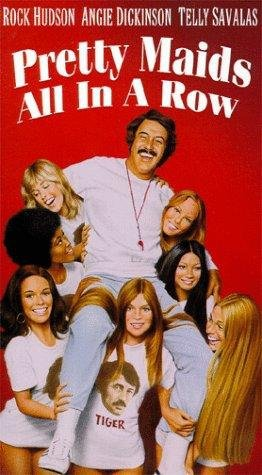 Pretty maids all in a row full movie