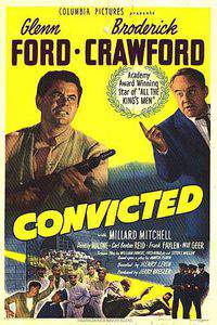convicted movie cover