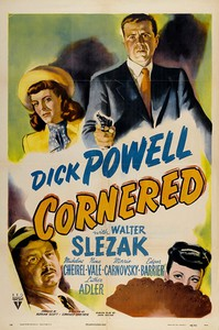 cornered movie cover