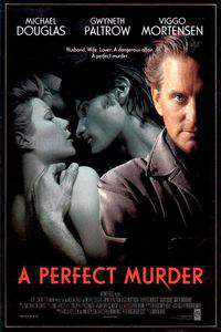 a_perfect_murder movie cover
