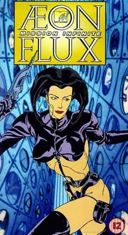 A review of the movie aeon flux