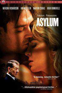 asylum_2005 movie cover