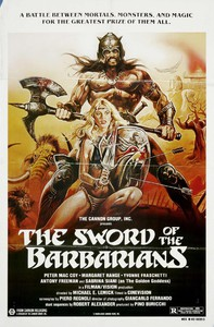 The Sword of the Barbarians