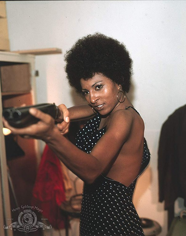 coffy pam grier with - photo #19