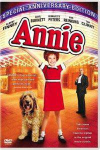 annie movie cover