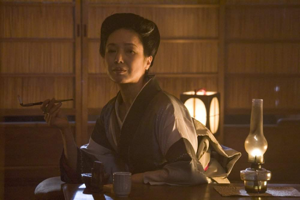Download Memoirs of a Geisha movie for iPod/iPhone/iPad in ...