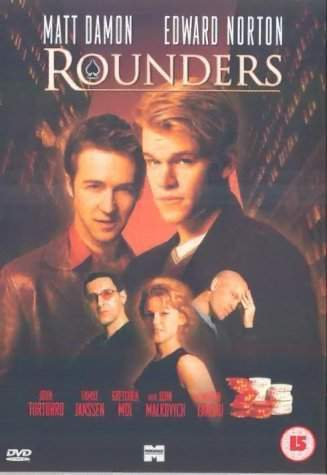 the movie rounders and the mike mcdermott character analysis Gifted poker player and law student mike mcdermott (matt damon) dreams of playing in the world series of poker and sitting next to his idol johnny chan unfortunately, mike loses his entire $30,000 bankroll after being outplayed in a hand of texas hold'em against teddy kgb (john malkovich), a.