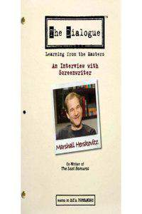 the_dialogue_an_interview_with_screenwriter_marshall_herskovitz movie cover
