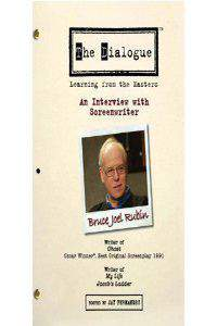 the_dialogue_an_interview_with_screenwriter_bruce_joel_rubin movie cover