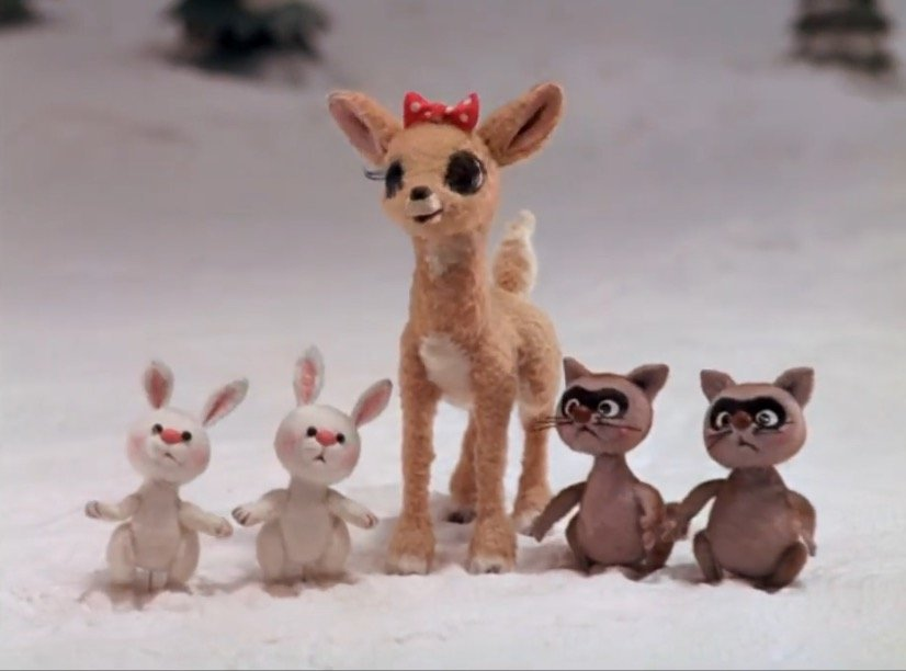 Download Rudolph, the Red-Nosed Reindeer movie for iPod ...