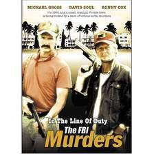 Movie In the Line of Duty: The F.B.I. Murders