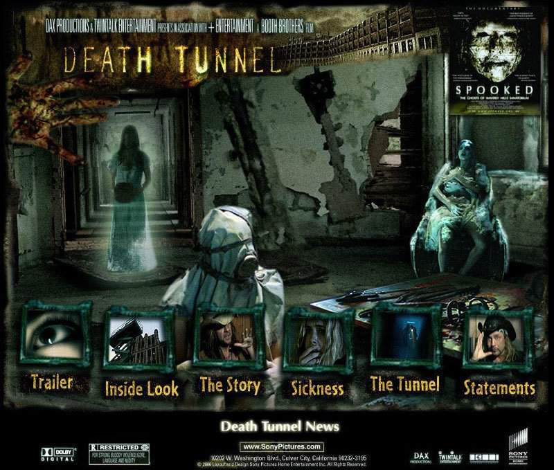 Download Death Tunnel Movie For IPod/iPhone/iPad In Hd