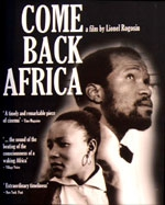 come_back_africa movie cover