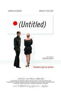 untitled_2009 movie cover