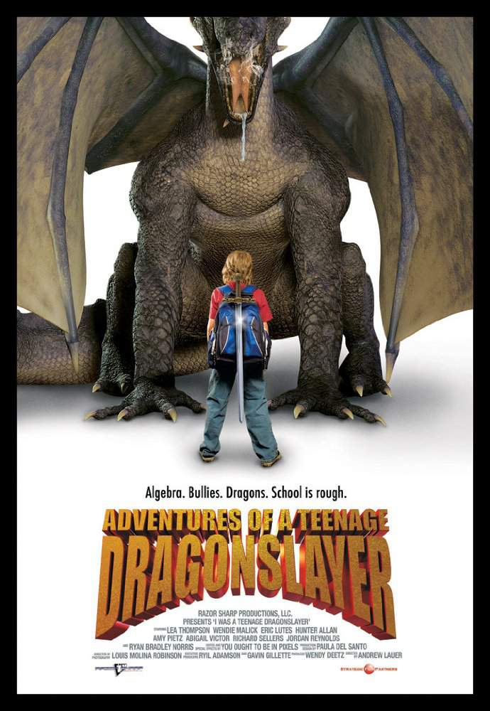 Watch Adventures Of A Teenage Dragonslayer 2010 Full Movie