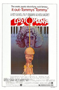 lisztomania movie cover