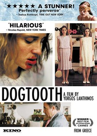 dogtooth movie cover