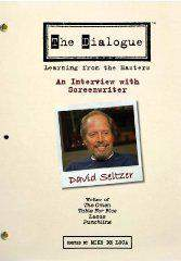the_dialogue_an_interview_with_screenwriter_david_seltzer movie cover