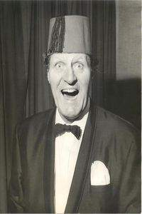 The Art of Tommy Cooper